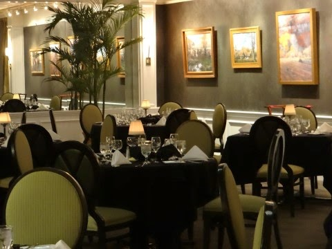 casola dining room dinner at schenectady county community college s school