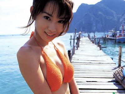 Yui Ichikawa Bikini Wallpaper