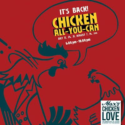 FTW! Blog, zhequia.blogspot.com, #chickenlove, #maxrestaurant
