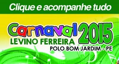Bom Jardim Carnaval 2015