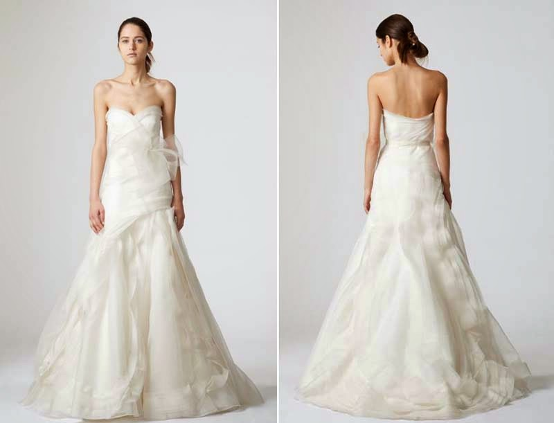 Wedding dresses vera wang wedding dresses for Vera wang wedding dresses prices