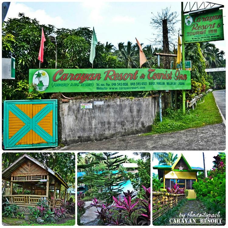 Travelog: Carayan Resort in Majayjay, Laguna