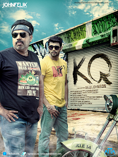 poster look of KQ malayalam film