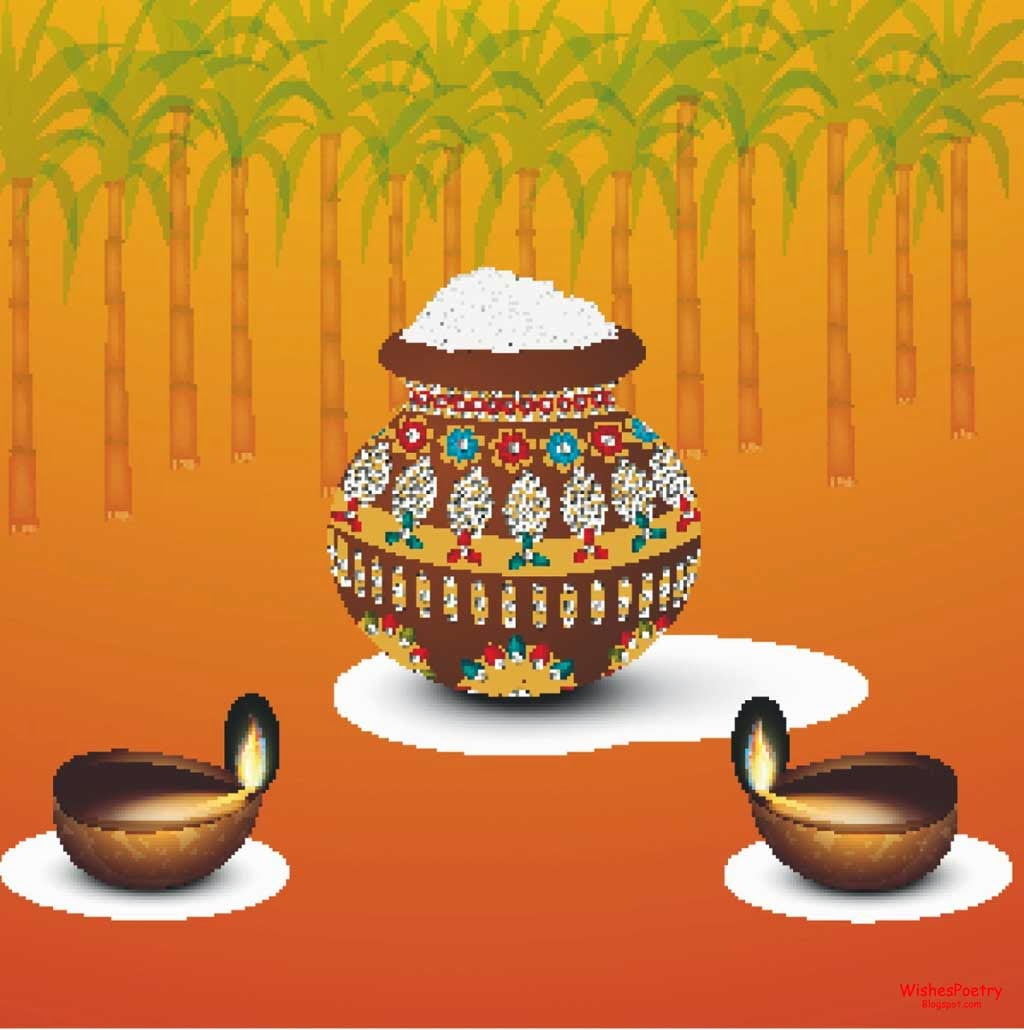 Pongal-Wishes Sayings Qoutes 2014 & Wallpapers