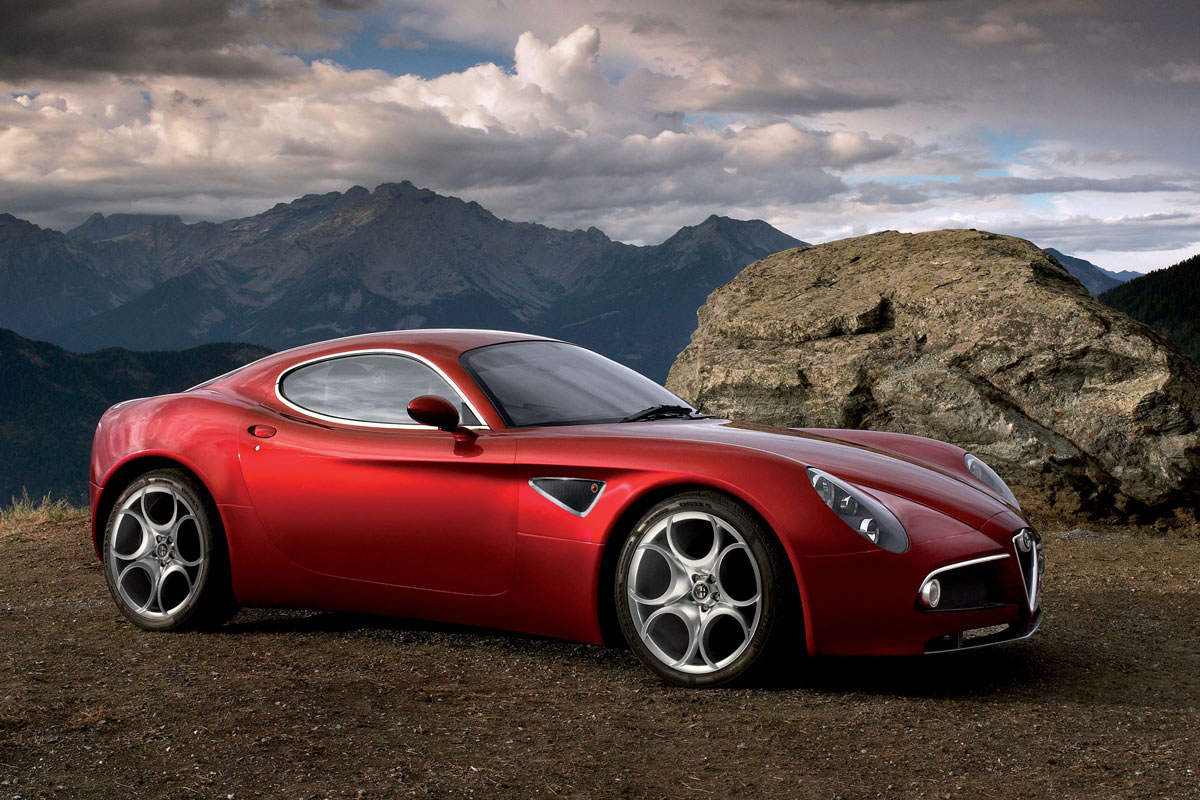 auto cars wallpapers 2013 new 2013 alfa romeo 8c competizione sports cars wallpapers. Black Bedroom Furniture Sets. Home Design Ideas