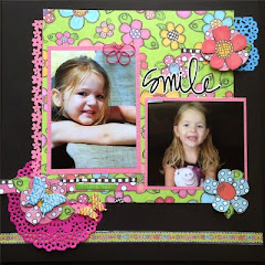 March Featured Layout Scrapper!