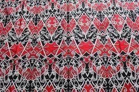 Motif Batik Tulis kalimantan & Penjelasanya