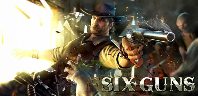 Download Six-Guns v1.8.0 [Mod Money] APK