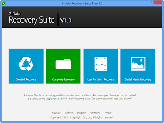 Free Download 7-Data Recovery Suite 1.0 with Crack Full Version