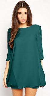 robe-vert-foret-petitemaispasque-blog-asos