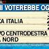 Sondaggio Ipsos per Ballarò - coalizioni stabili, centrodestra avanti di poco
