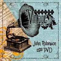 John Robinson and PVD - Modern Vintage (Essence of Hip-Hop)