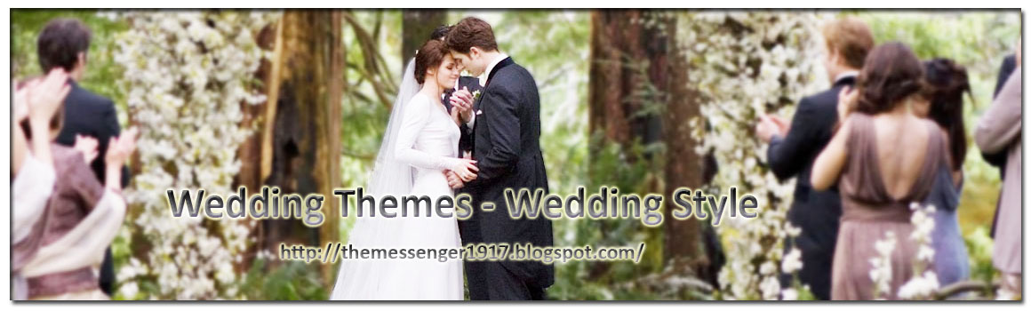 Wedding Themes - Wedding Style