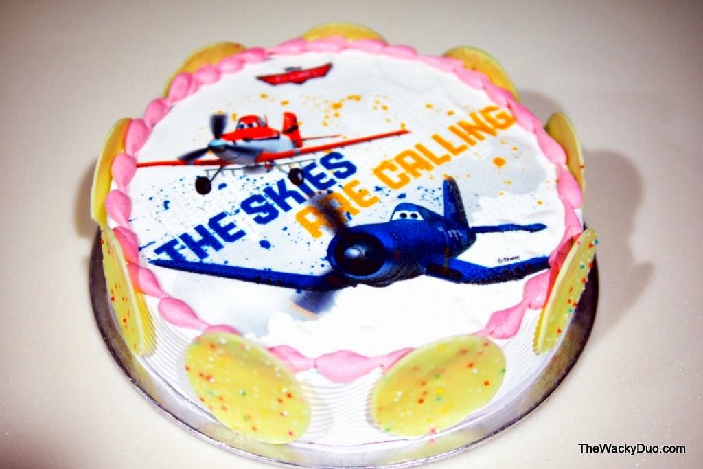 Swensen Birthday Cake