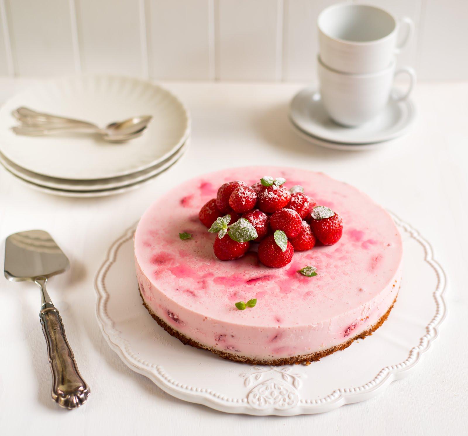 Maasikad magusates ja soolastes toitudes