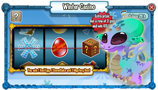 imagen del winter casino de dragon city