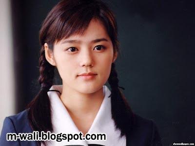 Artis Korea Tercantik Tahun 2012