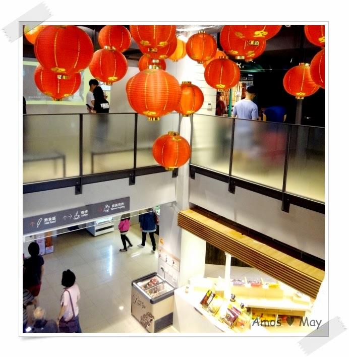 台南景點推薦-黑橋牌香腸博物館-燈籠