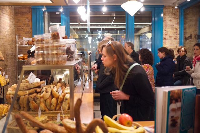 Padaria Amy's Bread em Nova York