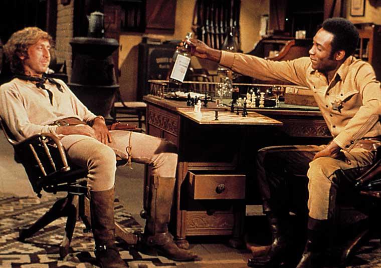 The Nostalgic Cinematic Review Blazing Saddles 1974