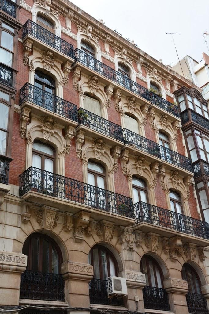 Cartagena facade