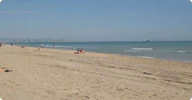 Playa de El Saler, Valencia