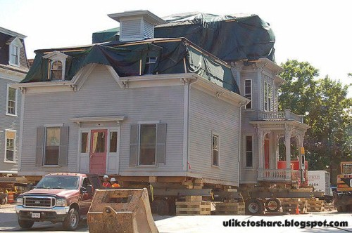House Shifting