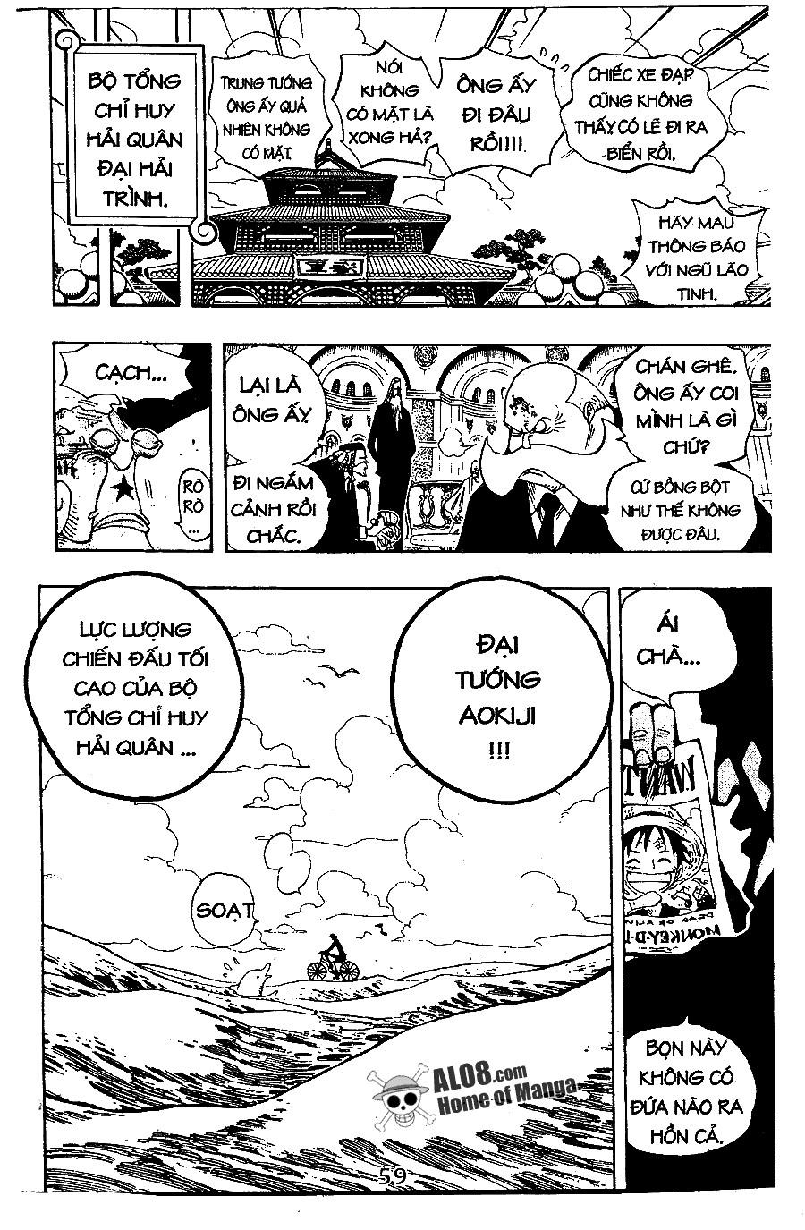 Đảo Hải Tặc chap 303 - Trang 19