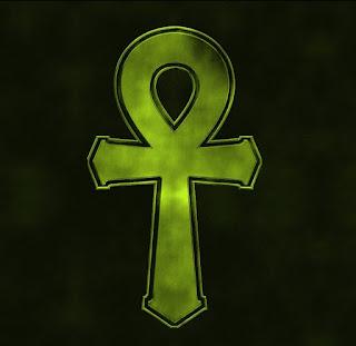 Ankh símbolo egipcio eternidad