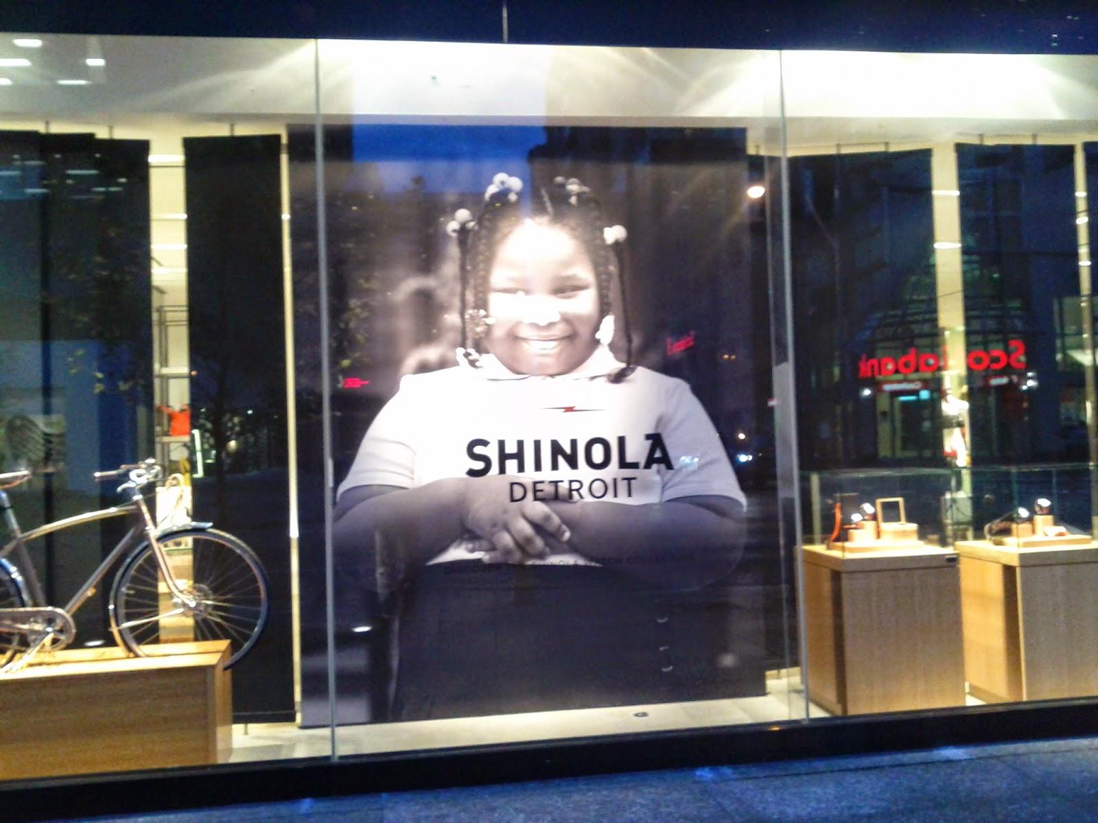Shinola Detroit