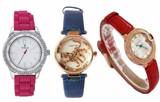 Một chiếc đồng hồ xinh xắn, thời trang - Quà tặng 20-10