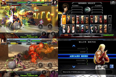 THE KING OF FIGHTERS Android Apk | Android Games Download
