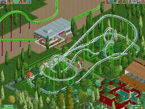 RollerCoaster-Tycoon-2-PC-Download-Completo-em-Torrent