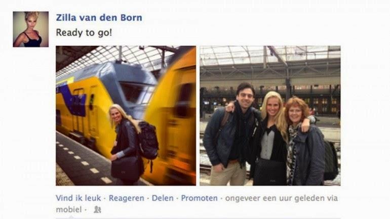 Zilla Van Den Born facebook
