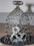 & en cage