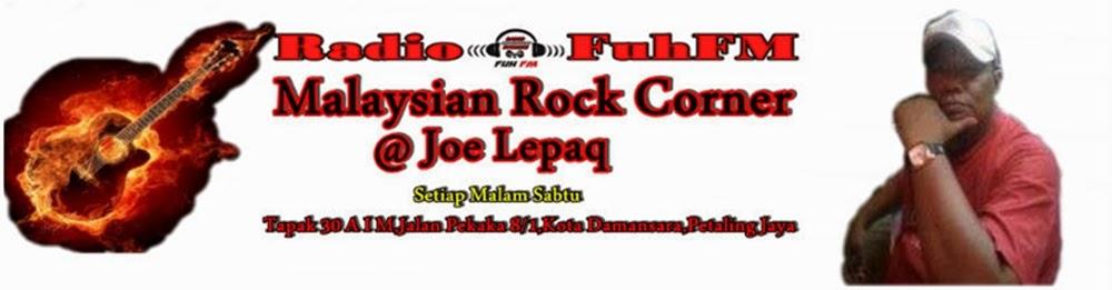 Malaysian Rock Corner@Joe Lepaq