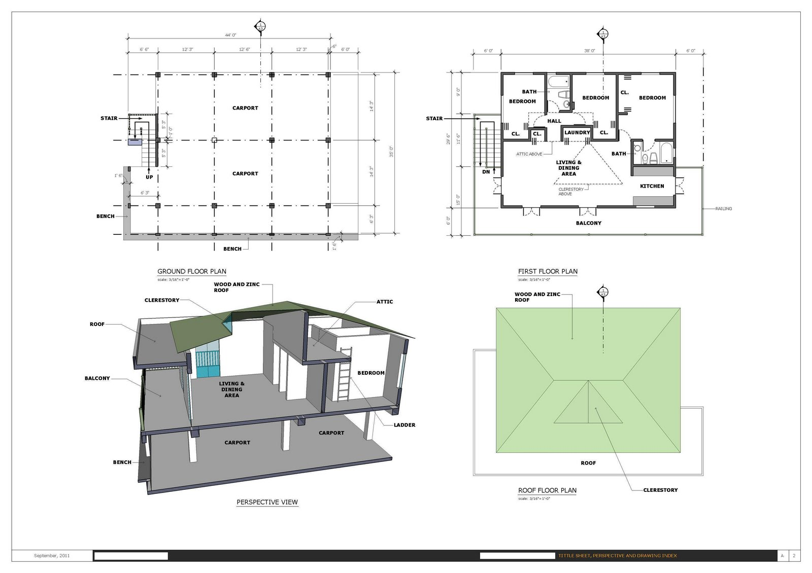 Juan h santiago sketchup layout work flow Floor plan view