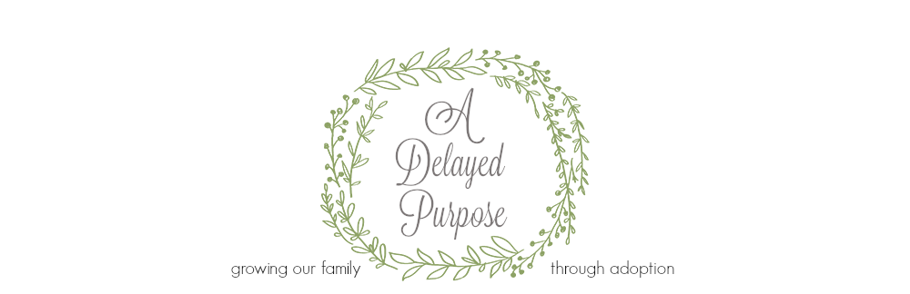 A Delayed Purpose