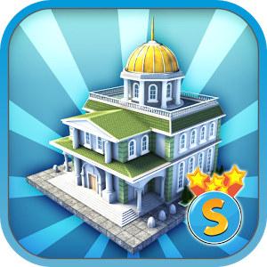 City Island 3 – Building Sim v1.3.4 MOD APK (Unlimted Money)