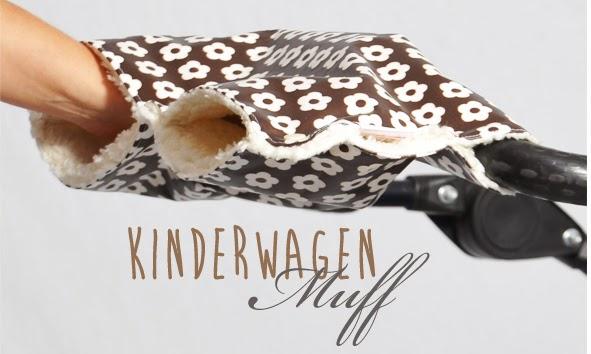 leni pepunkt adventskalender t rchen 9 tutorial kinderwagen muff. Black Bedroom Furniture Sets. Home Design Ideas