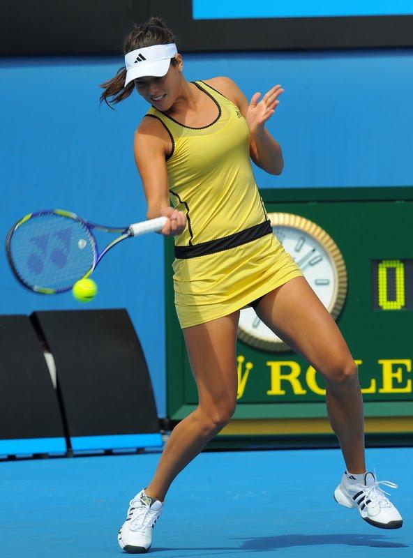 Glam Gallery: Hot Tennis Player Ana Ivanovic
