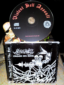 ASSAULT/VIOLENT ATTACK-split cd