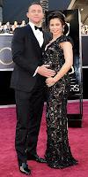 Чанинг Тейтъм и Джена Дюан на наградите Оскар 2013