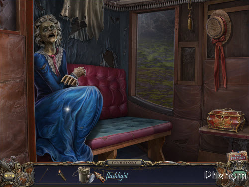Haunted Manor: Queen of Death Collector's Edition screenshot 6