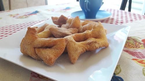 La Chica Gourmet: Cueca Virada ou Crustili