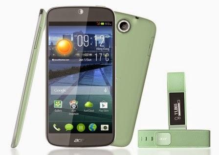Acer Liquid Jade dan Liquid Leap akan diluncurkan bulan Agustus