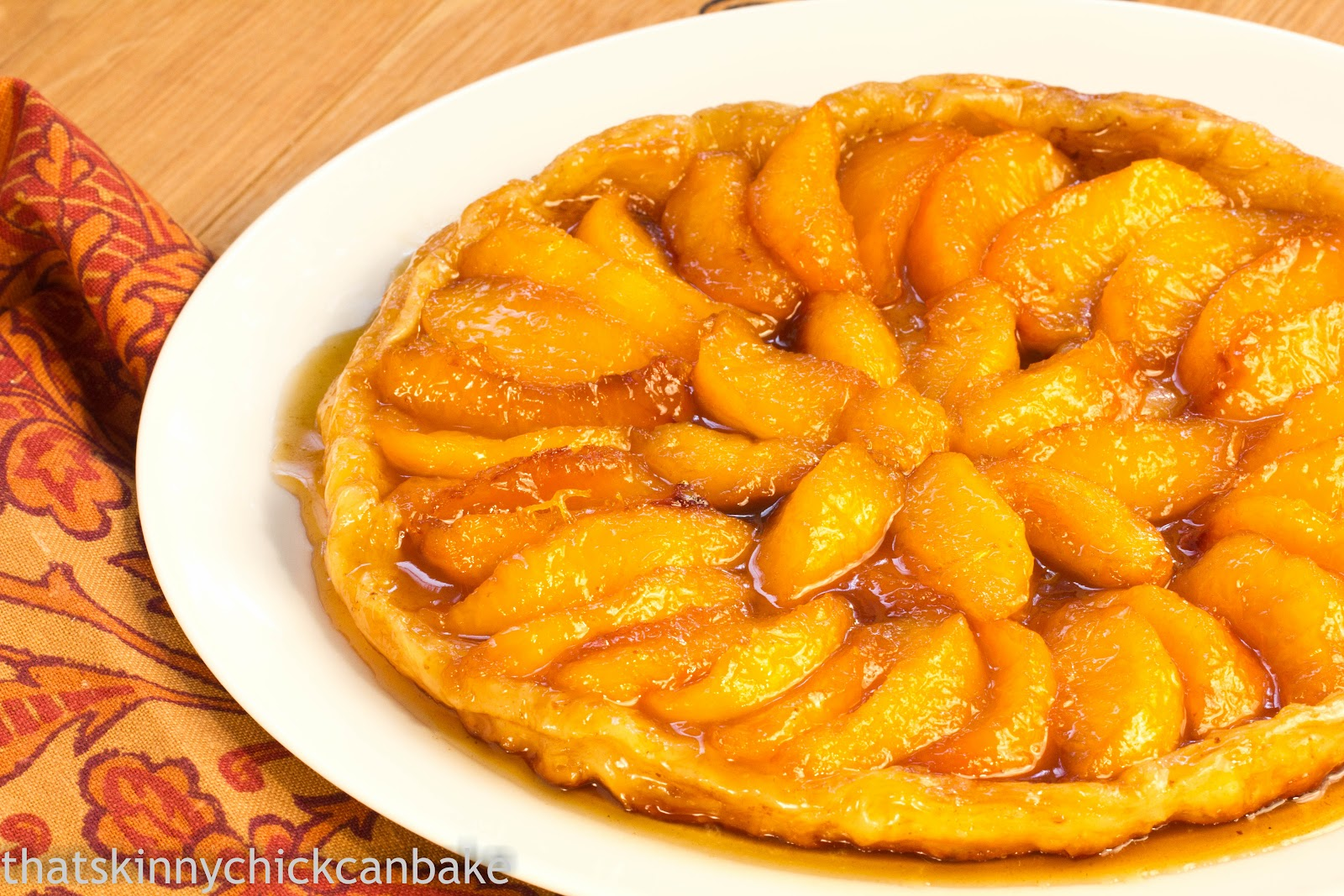 Apricot Tatin Recipe — Dishmaps