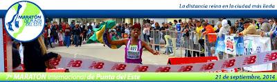 Maratón de Punta del Este (Maldonado, 21/sep/2014)