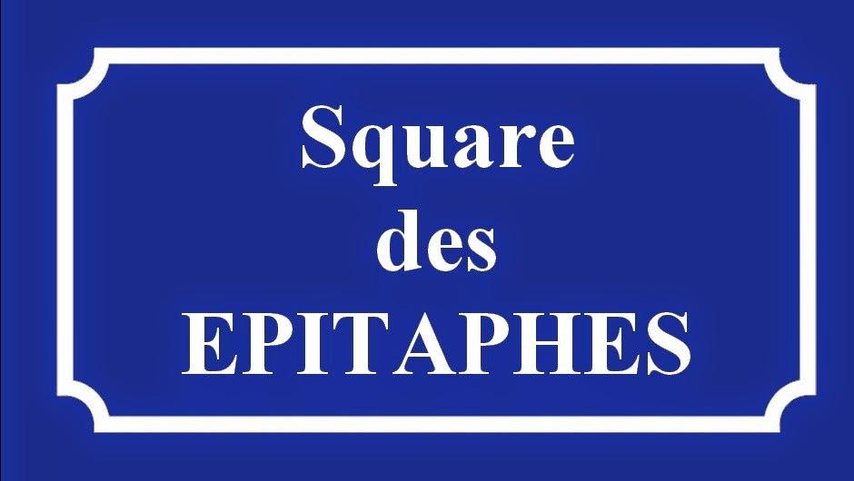 Square des épitaphes