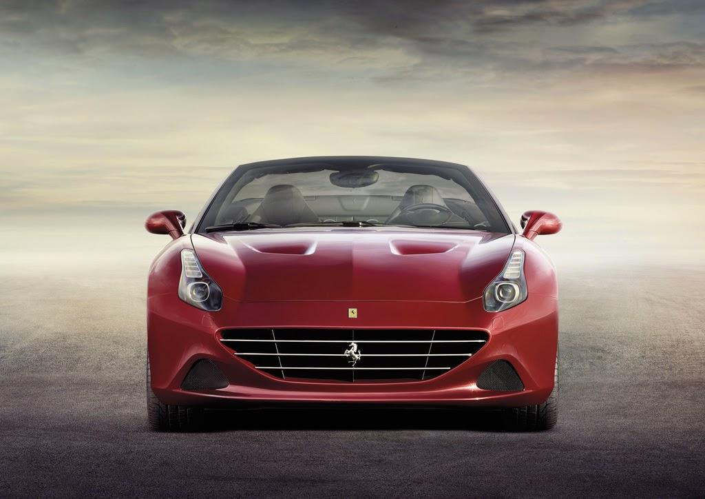 2014 Ferrari California T  front